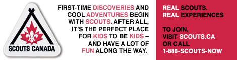 Discover adventure with Scouts!