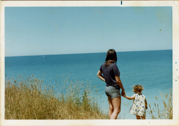 Getting outside with my daughter (photo used via a Creative Commons license)