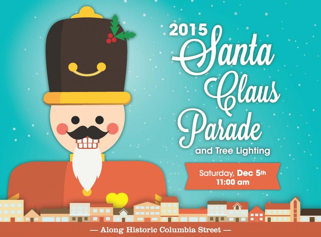 2015 Santa Parade
